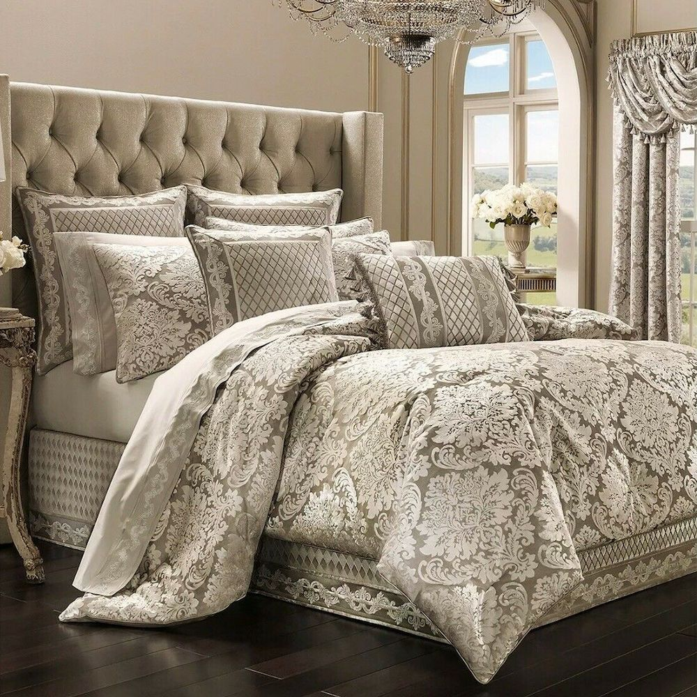 j queen new york bel air queen comforter set  style4bedding